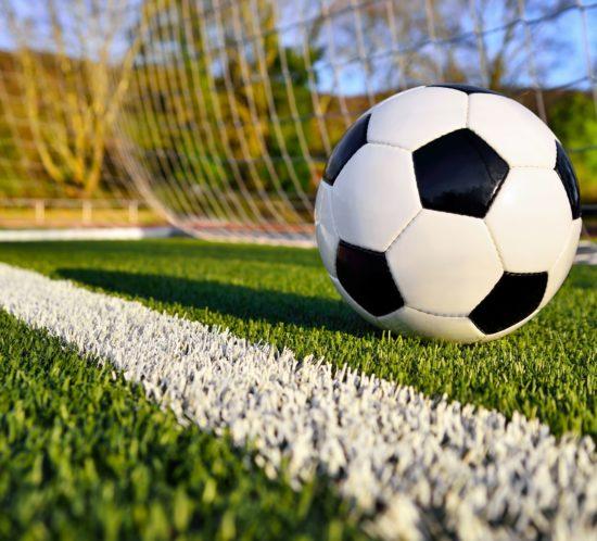 ball goal line pitch