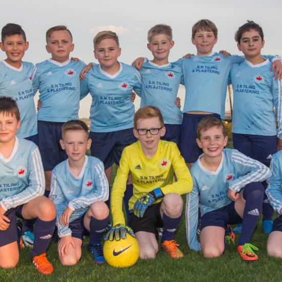 LMYFC 2007s Team