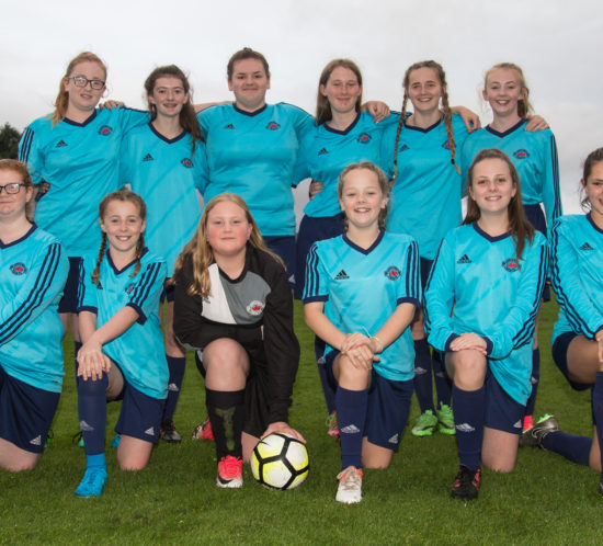 LMYFC Girls U13 Team