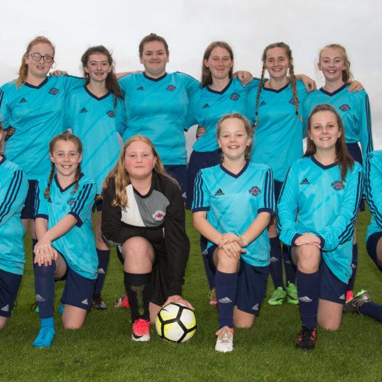 LMYFC Girls U13 Team