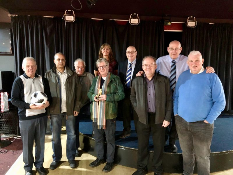 Walking Football POY2018 Presentation