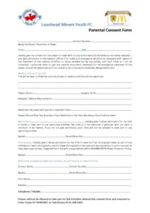 Consent Form LMYFC printable